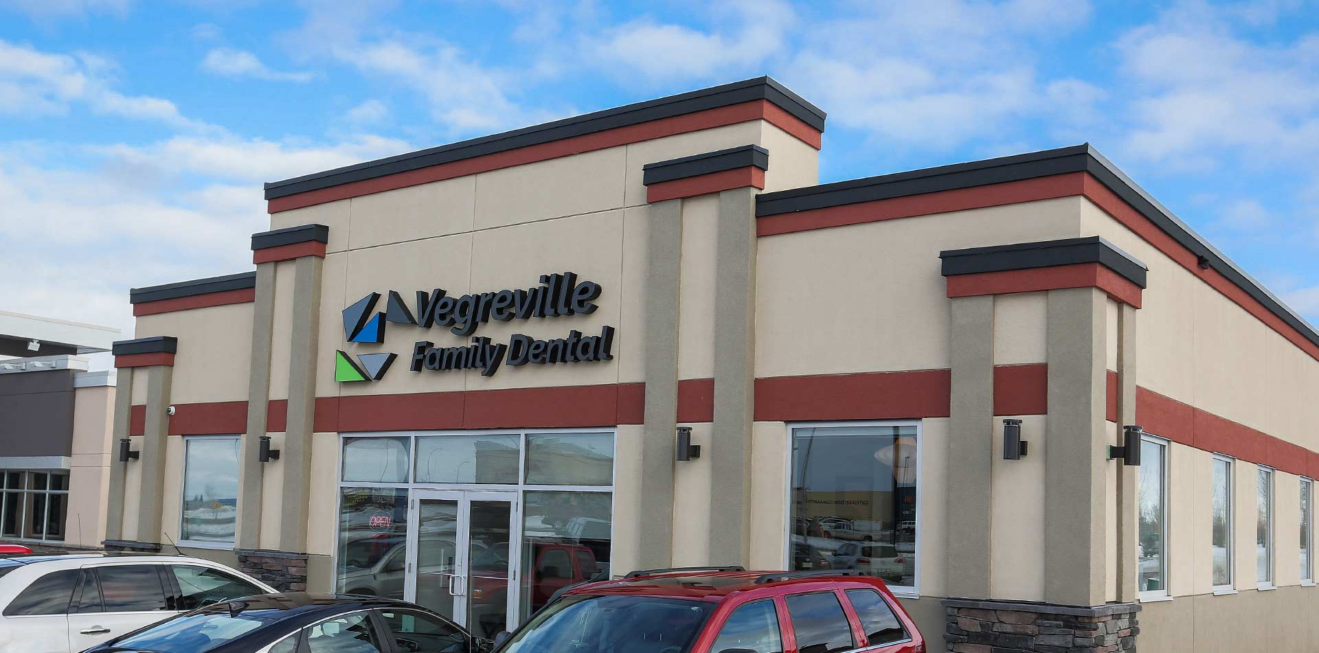 vegreville-family-dental-location-banner