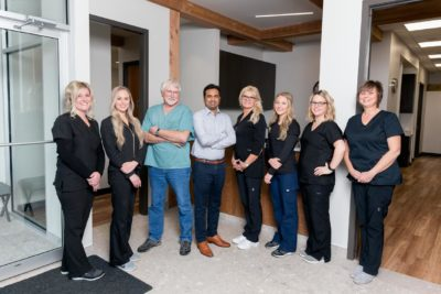 Vegreville Family Dental | Dr. Len Chrapko & Dr. Nitin Goyal | Family Dentists