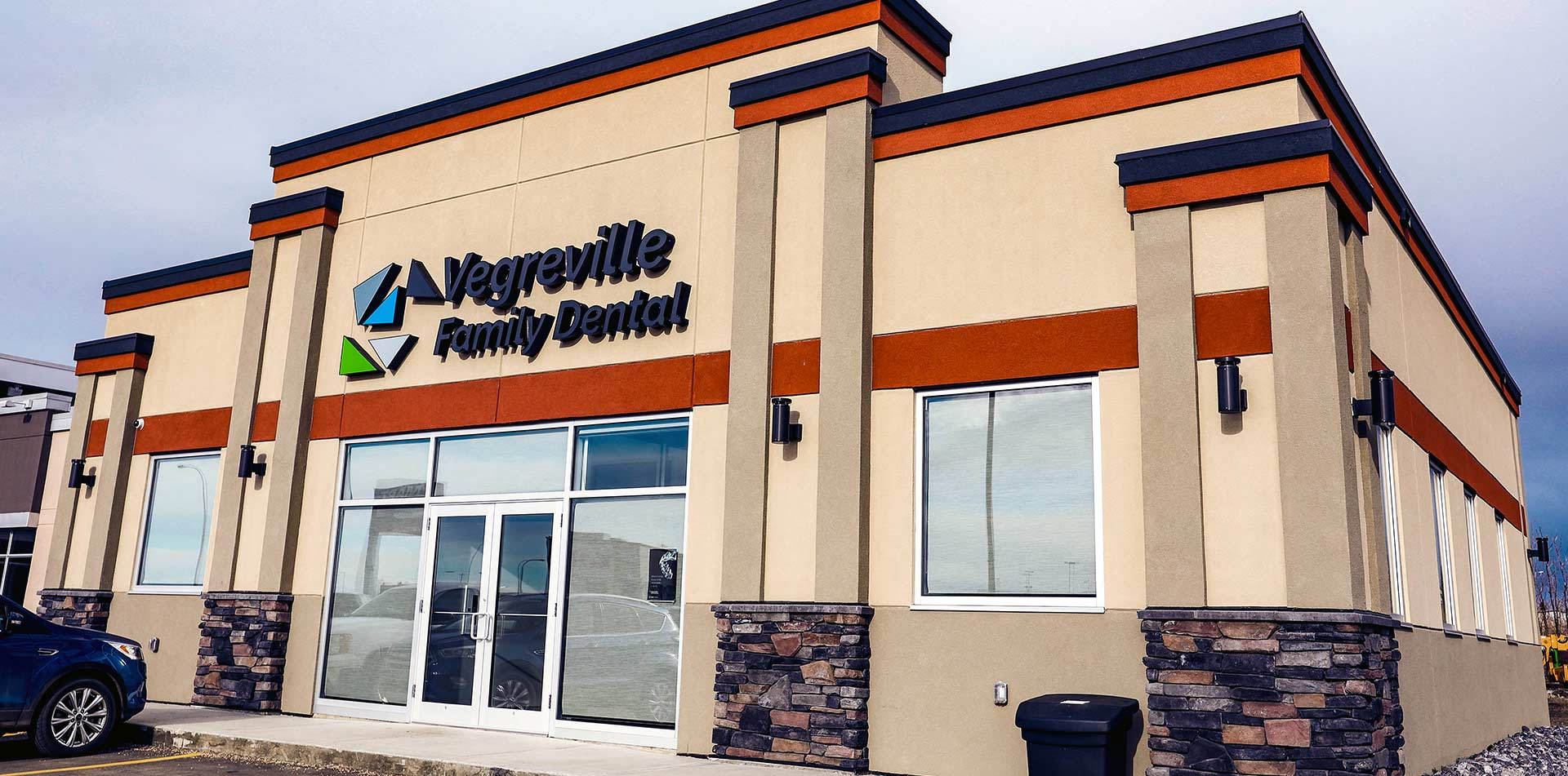 Vegreville Family Dental Exterior